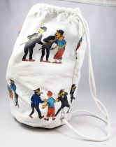 Tintin - Lombard 1983 - Printed fabric shoulder bag