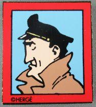 Tintin - Magnet Bois Trousselier - Allan Thompson Le Crabe aux Pinces d\'Or