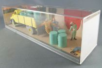 Tintin - Moulinsart - N° 04  Le Camion Jaune de la Base (neuf en boite)