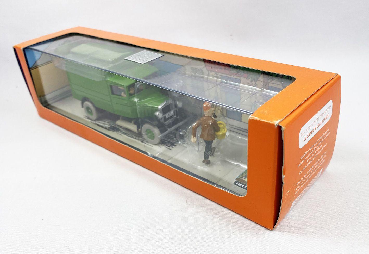 Tintin - Moulinsart - N° 05 Le Camion Cellulaire (neuf en boite)