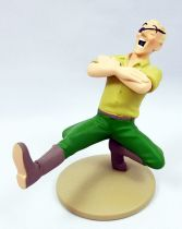 Tintin - Moulinsart Official Figure Collection - #033 Szut