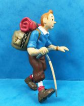Tintin - Moulinsart PVC Figure - Tintin in mountain