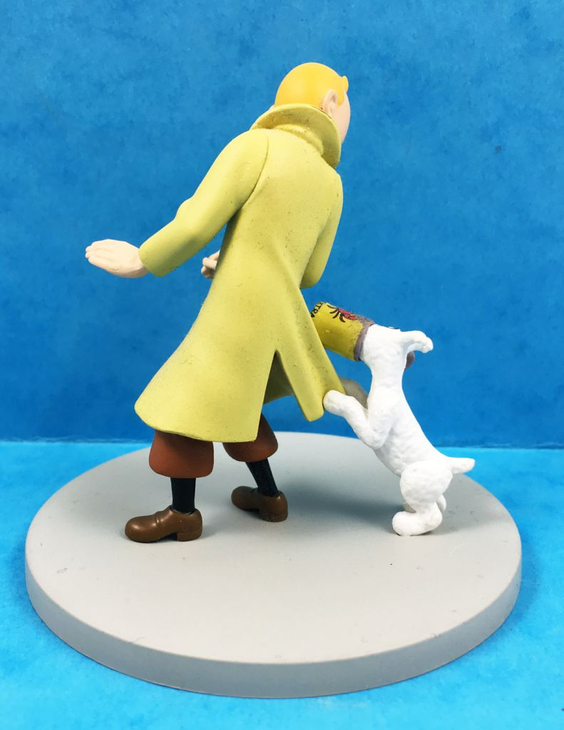 Tintin - Moulinsart Scene Collector Set - Tintin and Crab Box