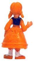 Tintin - Plastic figure Esso France Belvision - Nouchka