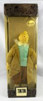 Tintin - Porcelain Doll - Tintin Reporter (mint in box)