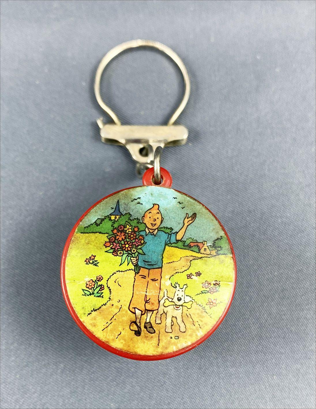 Tintin - Porte-clès Promotionnel Brochet