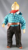 Tintin - Poupée Porcelaine - Tintin en Amérique (occasion sans boite)