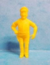 Tintin - Premium monocolor figure Stenval - Allan (yellow)