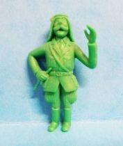 Tintin - Premium monocolor figure Stenval - Colonel (green)
