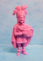 Tintin - Premium monocolor figure Stenval - Rackam the Red (purple)