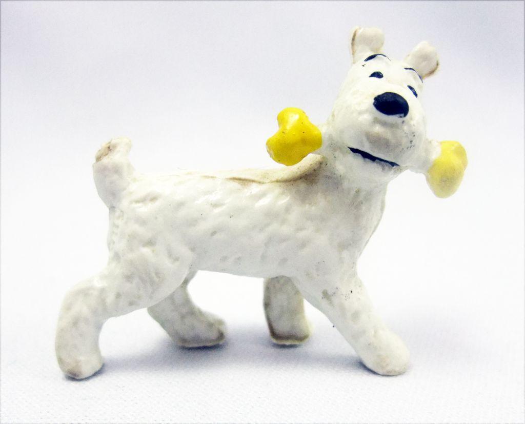 Tintin - Pvc figure Bully (1975) - Snowy
