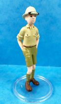Tintin - PVC figure Moulinsart - Tintin in Congo