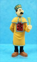Tintin - Pvc figure Plastoy - Thomson in chinese disguise