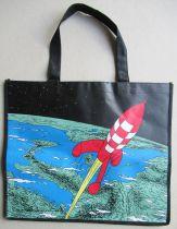 Tintin - Semi Waterproof Bag 45 x 38 cm - Destination Moon