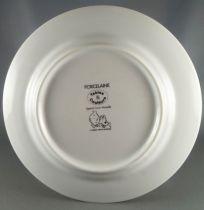 Tintin - Tables & Couleurs Porcelain Plate - The Secret of the Unicorn