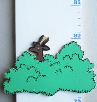 Tintin - Toise Bois Trousselier - Tintin au Congo