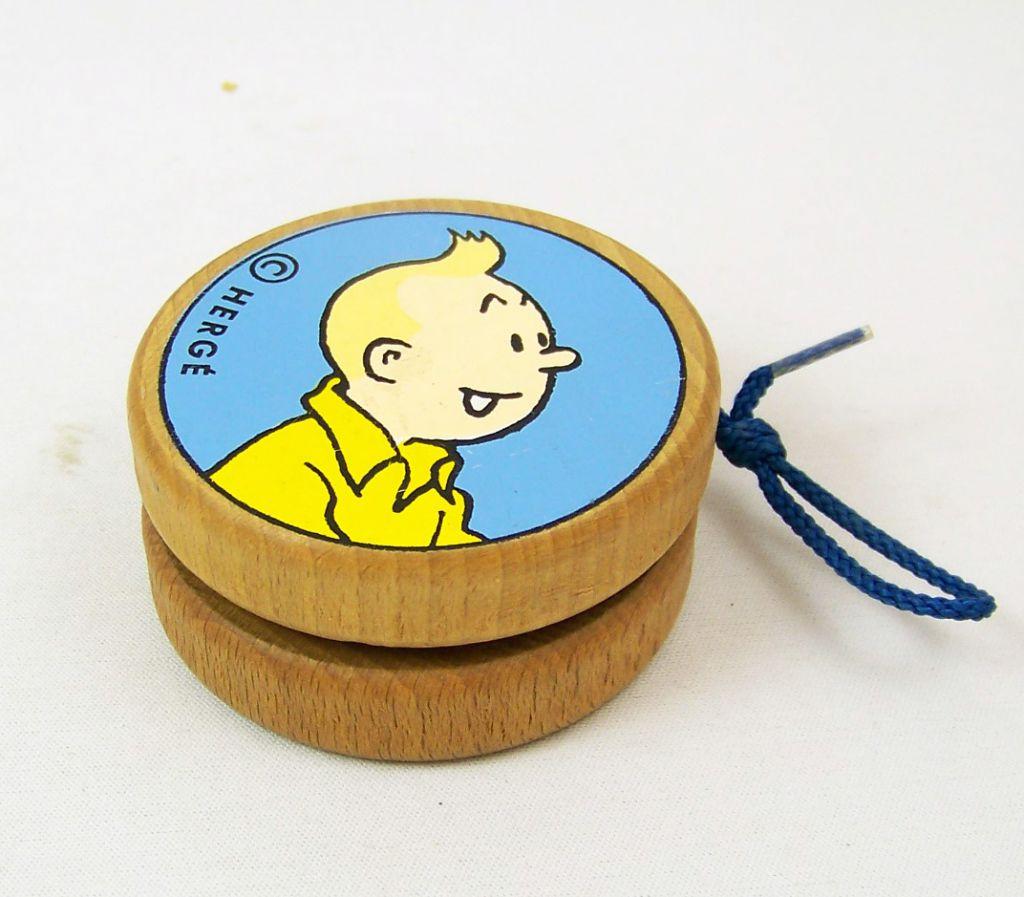 Tintin - Vilac Wooden Toy - Yo-Yo