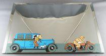 Tintin - Wall Miror & Wooden Figures Trousselier - Tintin in America