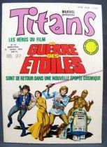 Titans n°18 - Collection Super Héros LUG - Janvier 1979 - La Guerre des Etoiles 01