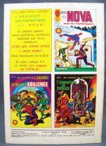 Titans n°32 - Collection Super Héros LUG - Mai 1981 - La Guerre des Etoiles 02