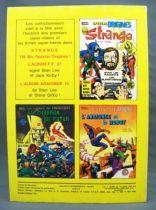 Titans n°40 - Collection Super Héros LUG - Mai 1982 - La Guerre des Etoiles 02