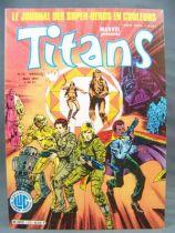 Titans n°50 - Collection Super Héros LUG - Mars 1983 - La Guerre des Etoiles 01