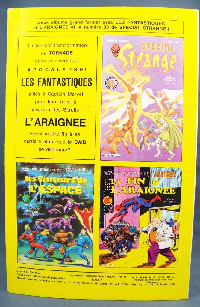 Titans n°72 - Collection Super Héros LUG - Janvier 1985 - La Guerre des Etoiles 02