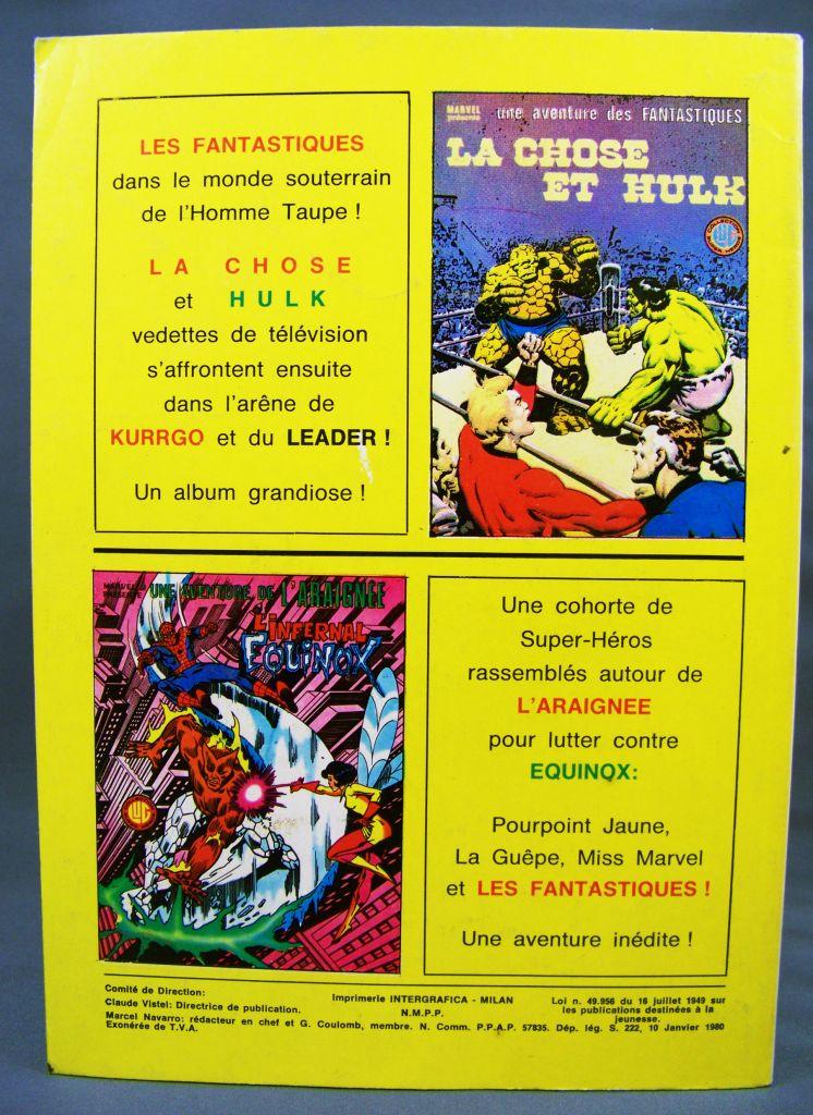 Titans n°24 - Collection Super Héros LUG - Janvier 1980 - La Guerre des Etoiles 02