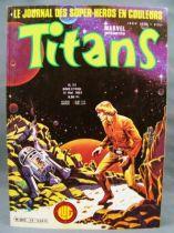 Titans n°32 - Collection Super Héros LUG - Mai 1981 - La Guerre des Etoiles 01