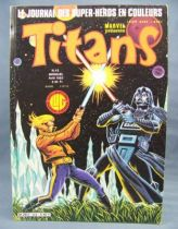 Titans n°43 - Collection Super Héros LUG - Août 1982 - La Guerre des Etoiles 01