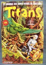 Titans n°56 - Collection Super Héros LUG - Septembre 1983 - La Guerre des Etoiles 01