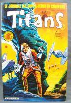 Titans n°67 - Collection Super Héros LUG - Août 1984 - La Guerre des Etoiles 01