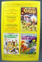 Titans n°79 - Collection Super Héros LUG - Août 1985 - La Guerre des Etoiles 02