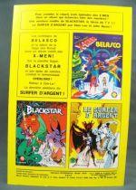Titans n°81 - Collection Super Héros LUG - Octobre 1985 - La Guerre des Etoiles 02