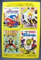Titans n°87 - Collection Super Héros LUG - Avril 1986 - La Guerre des Etoiles 02