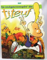 Titeuf - Panini Stickers Album - La Mégacompèt\' de Titeuf 2002