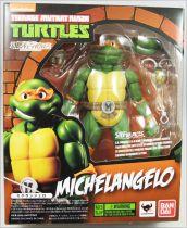 TMNT Tortues Ninja - Bandai S.H.Figuarts - Michelangelo