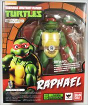 TMNT Tortues Ninja - Bandai S.H.Figuarts - Raphael