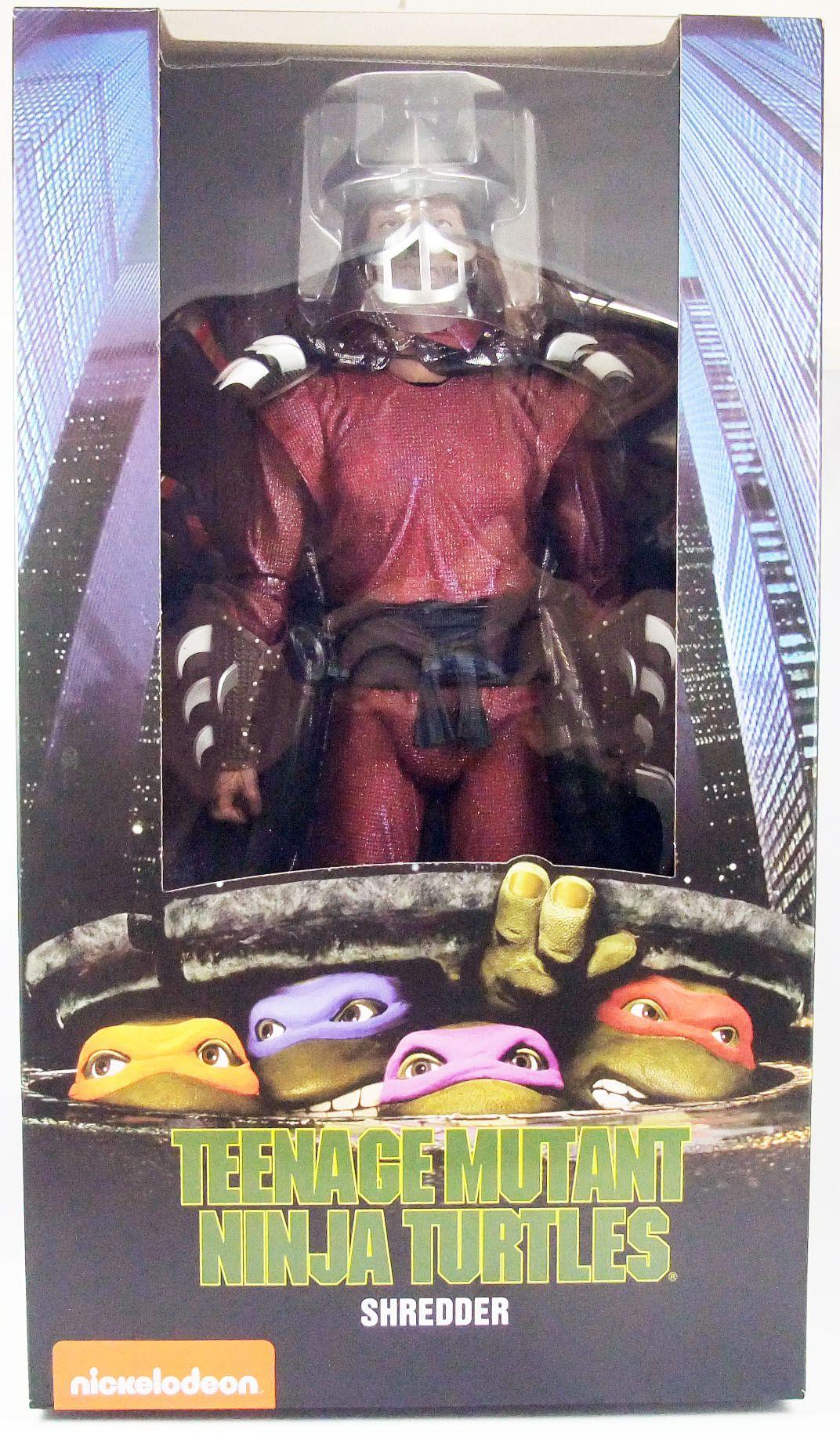 TMNT Tortues Ninja - NECA - 1/4 scale 1990 Movie Shredder