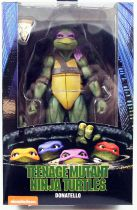 TMNT Tortues Ninja - NECA - 1990 Movie Donatello