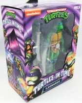 TMNT Tortues Ninja - NECA - Turtles In Time Leonardo