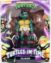 TMNT Tortues Ninja - NECA - Turtles In Time Slash