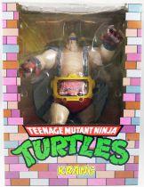 TMNT Tortues Ninja - PCS - Statue PVC 1/8ème - Krang (1987 Animated TV Series)