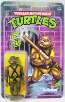 TMNT Tortues Ninja - Super7 ReAction Figures - Donatello