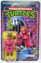 TMNT Tortues Ninja - Super7 ReAction Figures - Splinter