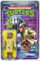 TMNT Tortues Ninja - Super7 ReAction Figures - Undercover Don