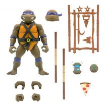 TMNT Tortues Ninja - Super7 Ultimates Figures - Donatello