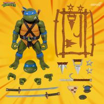 TMNT Tortues Ninja - Super7 Ultimates Figures - Leonardo