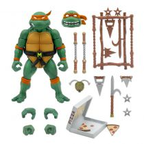 TMNT Tortues Ninja - Super7 Ultimates Figures - Michelangelo