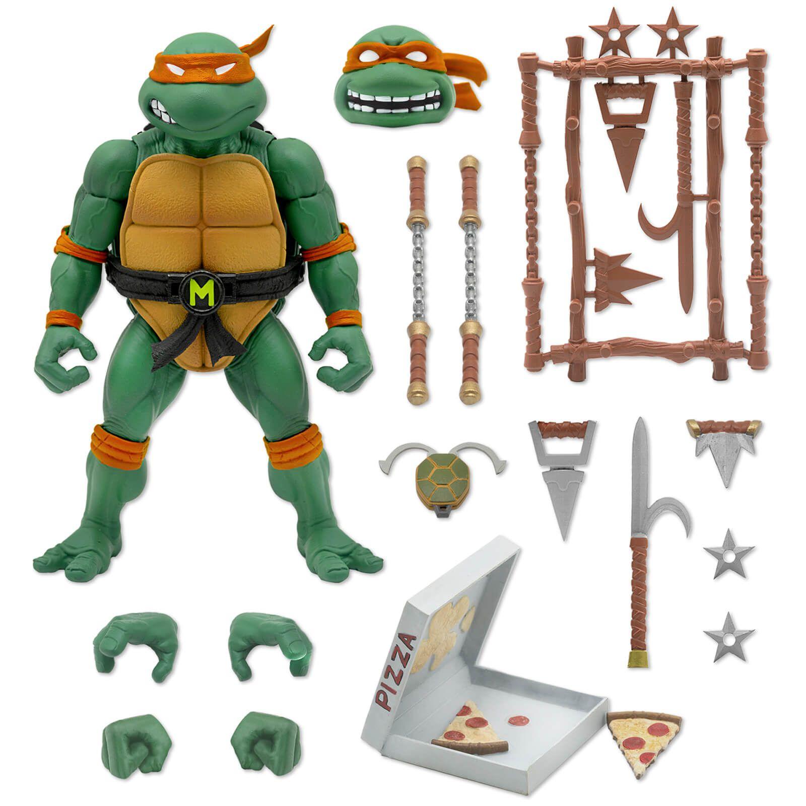 TMNT Tortues Ninja - Super7 Ultimates Figures - Raphael